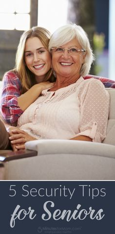 5 Security tips for Seniors with security product suggestions | sponsored | safety