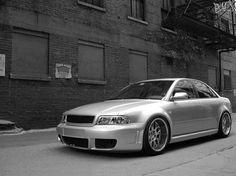 Audi A4 Tuning