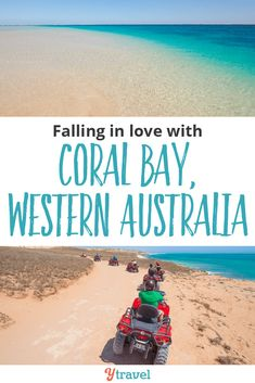 australia travel - Falling in Love with Coral Bay, Western Australia Scrapbook Travel Album, Travel Guides, Travel Tips, Places To Travel, Travel Destinations, Holiday Destinations, Australia Travel Guide, Australia Trip, Queensland Australia