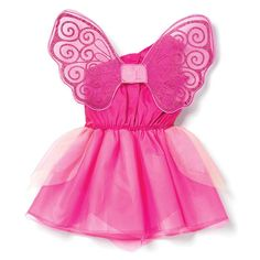 Fanciful Fairy Dress With Wings | Avon.  Fairies do exist! Dress up your little on in become a fairy in winterland. NEW and NOW!  Regularly $24.99.  Shop online with FREE shipping with any $40 online Avon purchase.  #Avon #Home #HomeDecor #CJTeam #Christmas #Kids #Fairy #DressUp #AvonLiving #Gift Avon Living Online @ www.thecjteam.com