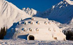 Weirdest Roadside Attractions: Alaska: Igloo City
