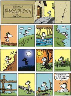 Peanuts Comic Strip, September 29, 2013 on GoComics.com