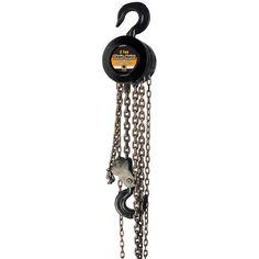 Bull Heavy-duty Chain Hoist