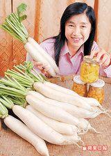 朴爾雅食譜筆記: 挑白玉蘿蔔 要帶泥 根鬚少