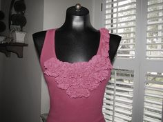 #6  Tank top  Re-style