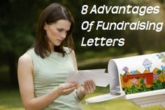 Fundraising Letter Advantages