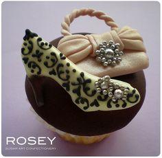 "PARCO Flyer -Mini Mini Cupcake ""Girls"" by rosey sugar, via Flickr"