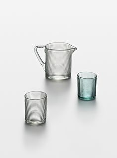 aino aalto / pitcher and tumblers / 1936