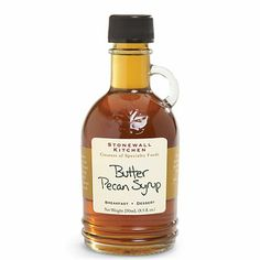 I love butter-pecan syrup - especially IHOP's. Wonder if they would sell me some?