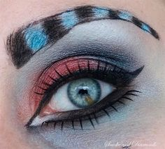 tim burton inspired makeup | Tim Burton inspired | MakeUp Lookbook: Wolf in Sheep's Clothing