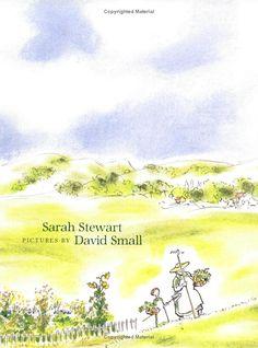 Art David Small Sarah Stewart On Pinterest The Gardener David And The Library