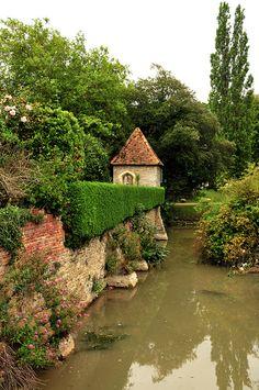 Beckley Park Oxfordshire UK