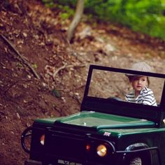 Off-Road Explorers is a new and unique activity for three- to six-year-olds