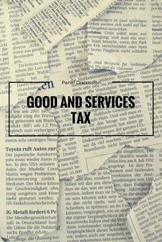 Good and Services Tax, major economic reformation in structuring the indirect tax system in India has got clearance from Parliament of India.