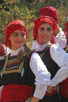 The Cypriot Dancers