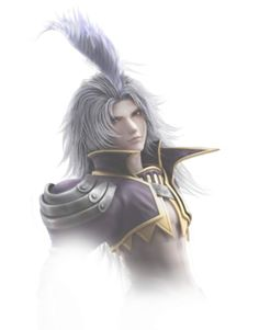 Kuja is the prettiest girl at the ball. Zack would be jealous.    Final Fantasy IX