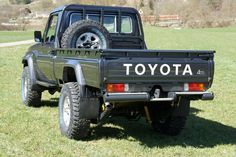 Toyota Land Cruiser truck