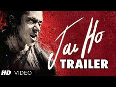 "Presenting the official trailer from the upcoming bollywood movie ""Jai Ho"" starring Salman Khan & Tabu."
