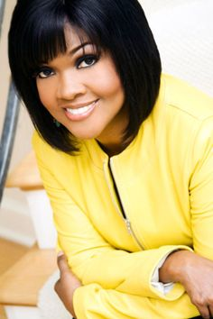 tHE BADDEST VOICE IN THE BUSINESS!The beautiful and talented CeCe Winans, who will also be participating in the 2012 Celebrate What Matters tour.