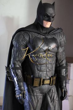 Traje de la Liga de la justicia Batman