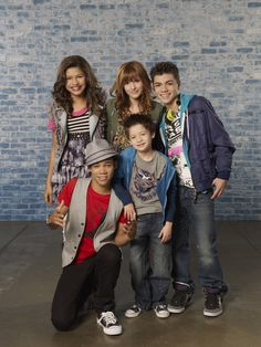 Shake It Up : TOUS ENSEMBLE ! #shakeitup #disneychannel