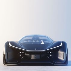 CES 2016: new electric car company Faraday Future has entered the automotive industry with a high-tech supercar, which runs on a modular battery that can be easily resized for its upcoming vehicle designs (+ movie).