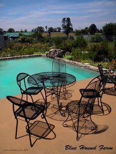 stone pool