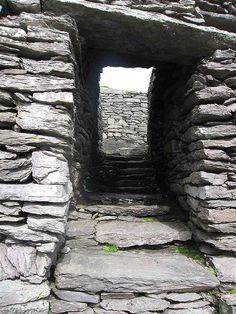 Skellig Michael Island -- Ireland