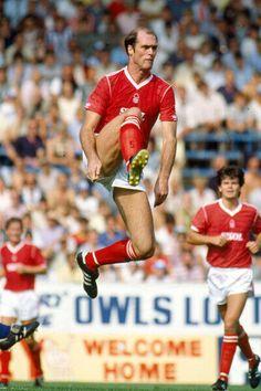 Johnny Metgod of Nottingham Forest in Nottingham Forest Fc, Welcome Home, Football, Baseball Cards, Ant, 1980s, Sports, Legends, Clock