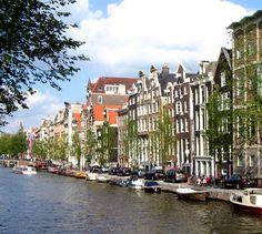 I love 's-Hertogenbosch, I love Brabant, I love The Netherlands, I love Belgium, I love the UK, I love Nature, I love Silence, but I DO love Amsterdam too.