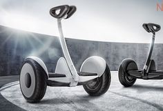 Xiaomi Ninebot Mini Self Balancing Scooter Unveiled For £200