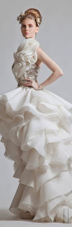 Krikor Jabotian Couture 2013 -