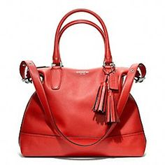 Must-Have Handbags Shop: Coach Coach Legacy Leather Rory Satchel
