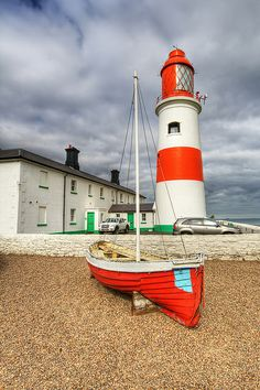 Souter Lighthouse (NT) Tyne and Wear, England