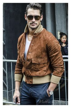 "Day 3 at #LCM  ""David Gandy: the definition of a gentleman"" @DGandyOfficial #LCMSS16  #instyle #fashion @LCMTimeline"