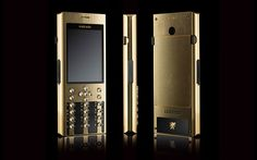 Mobiado releases Professional 3 GCB collection that continues its tradition with luxurious gold phones, a true master piece for the rich.