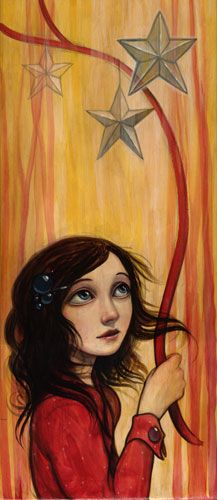 ✯ Red Branch :: Artist Kelly Vivanco✯