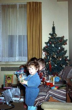 a kodachrome christmas   Vintage kodachrome via thewilsonexpress   #2 kodachrome & vintage col ...