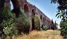 Aquaduct in Kibbutz Shomrat