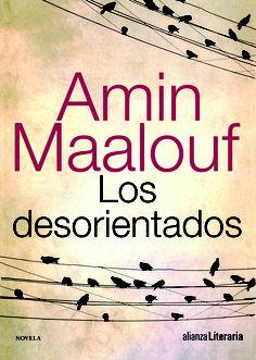 La cubierta de la novela de Maalouf.