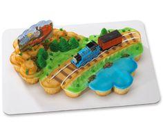 Thomas & Coal Car DecoSet® Cake Topper (sku: 14142)