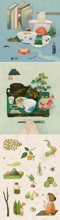 Illustrations by Whooli Chen / On the Blog!