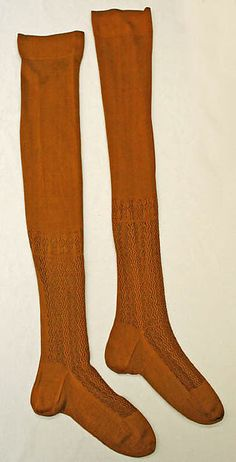 Stockings    French    1875-99