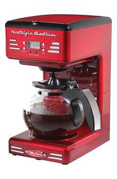 Nostalgia Electrics Retro Coffee Maker