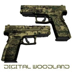 GunSkins Pistol Skin Camouflage Wrap Kit Digital Woodland #NLV #NEWLINEVENTURE #USA #America #UnitedStates #AR15 #M4 #Airsoft #Camo #Camouflage #Wrap #Atacs #Rifle #Gun #Skin #GunSkins #Gunskin #Tactical #Military #USMC #Army #Soldier #Weapon #Firearm #Pistol #Glock #Sig #Handgun  www.newlineventure.com  www.nlv.la