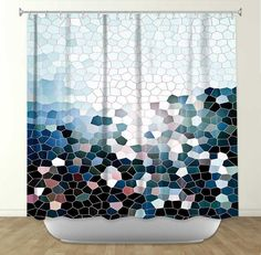 Choosing The Best Shower Curtain, Check It Out! | Tags;shower curtain ideas bathroom, shower curtain diy, shower curtain art