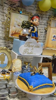 Storybook Inspired Birthday Party Ideas!  See more party ideas at CatchMyParty.com!