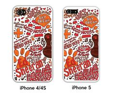 Ed Sheeran iPhone Case by samonstage on Etsy, $18.00