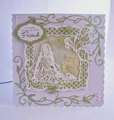 Tonic Studios - Cutting Die - Weaving Laurel Floral Flourish Frame Die Set (set of 2 dies) Tonic Cards, Tattered Lace Cards, Memory Box Dies, Lavinia Stamps, Kids Birthday Cards, Sea Theme, Heartfelt Creations, Card Making Inspiration, Tooth Fairy