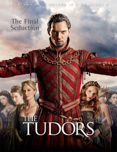 Entertaining Television Shows (The Tudors)